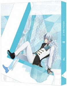 アイドリッシュセブン 4 [Blu-ray Disc+CD]<特装限定版> Blu-ray Disc