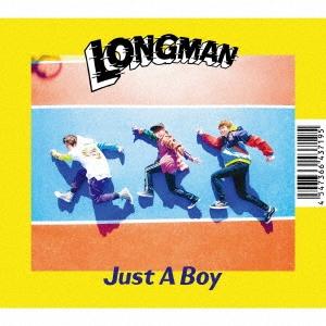 LONGMAN/Just A Boy[AICL-3799]