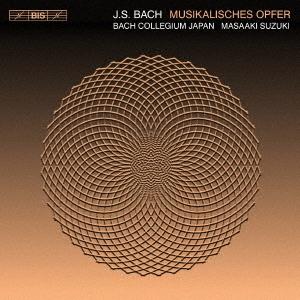 J.S.バッハ: 音楽の捧げもの BWV.1079、アリア~ゴルトベルク変奏曲 BWV.988、14のカノン BWV.1087、他