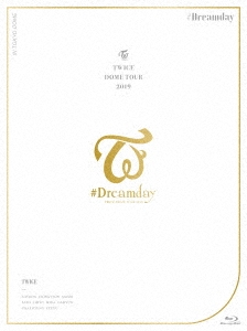 "TWICE DOME TOUR 2019 ""#Dreamday"" in TOKYO DOME [Blu-ray Disc+フォトブックレット]<初回限定盤> Blu-ray Disc"