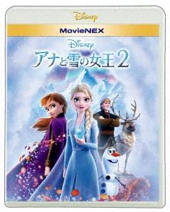 クリス・バック/アナと雪の女王2 MovieNEX [Blu-ray Disc+DVD][VWAS-6979]