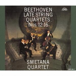ベートーヴェン: 後期弦楽四重奏曲集(第12-16番、大フーガ)(1965-71年アナログ録音)、弦楽四重奏曲第12番(1 SACD Hybrid