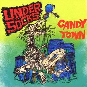 UNDER SOCKS/CANDY TOWN[KKV-071]