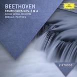 ミハイル・プレトニョフ/Beethoven: Symphonies No.2, No.4[4784217]