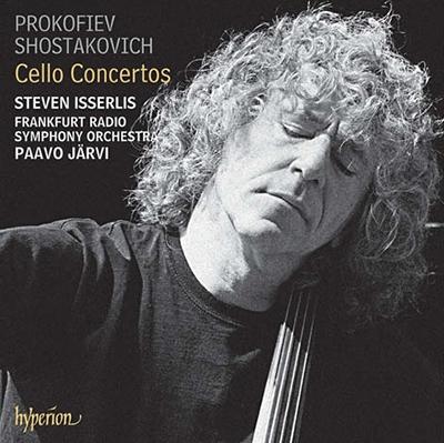 スティーヴン・イッサーリス/Prokofiev & Shostakovich - Cello Concertos [CDA68037]