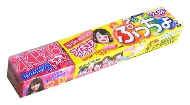 ぷっちょワールド第7弾 AKB48 × ぷっちょ (BOX)