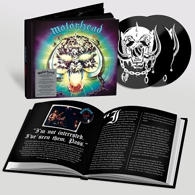 Overkill (40th Anniversary Edition) [2CD+BOOK] CD