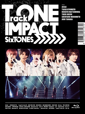 TrackONE -IMPACT- [2Blu-ray Disc+フォトブック]<初回盤> Blu-ray Disc