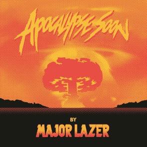 Major Lazer/レイザー少佐の黙示録:Apocalypse Soon<タワーレコード限定>[TRCP-153X]