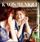 高橋香織 (J-Jazz)/KAO'S M-UNIQUE[KAO-0001]
