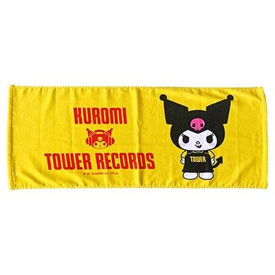 クロミ × TOWER RECORDS タオル Accessories