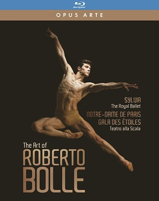 The Art of Roberto Bolle ロベルト・ボッレの芸術