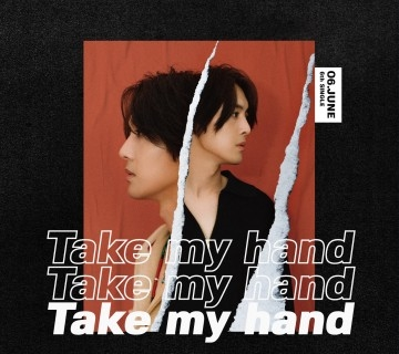 Kim Hyun Joong (SS501/リーダー)/Take my hand (Type-B) [CD+DVD][DNME-0037]