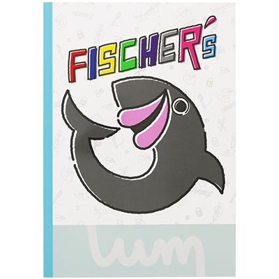 Fischer's/UUUM ノートB5 フィッシャーズ[SANS617770]