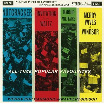 ハンス・クナッパーツブッシュ/ポピュラーコンサート、<特別収録>ワーグナー: ジークフリート牧歌<タワーレコード限定>[PROC-2176]