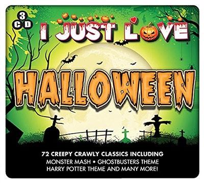 I Just Love Halloween[60447D]