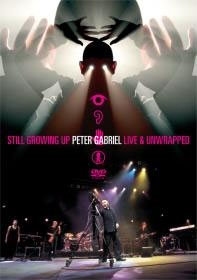 Still Growing Up Live & Unwrapped DVD