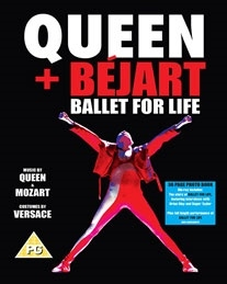 Ballet For Life (Live At The Salle Metropole, Lausanne, Switzerland, 1996): Deluxe Edition<限定盤> Blu-ray Disc