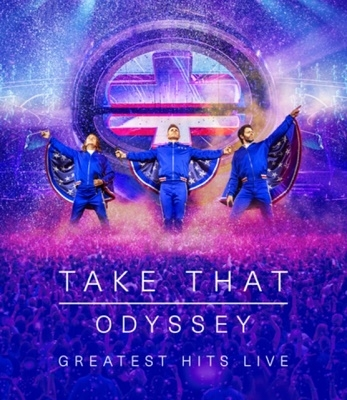 Odyssey - Greatest Hits Live: Live At Cardiff Principality Stadium, Wales, United Kingdom, 2019 Blu-ray Disc