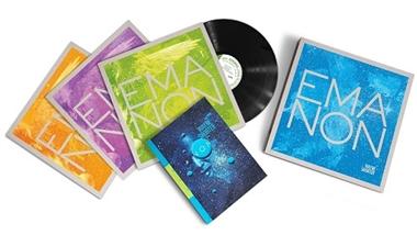 Emanon (Deluxe Edition) [3CD+3LP]<完全限定盤>