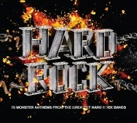 Hard Rock-Box CD