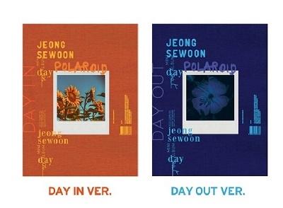 Jeong Se Woon/DAY: 4th Mini Album (ランダムバージョン)[L100005620]