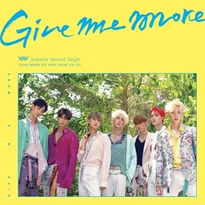 Give Me More: Summer Special Single 12cmCD Single