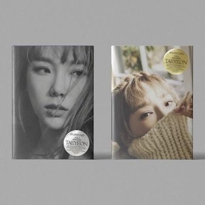 Purpose: Tae Yeon Vol.2 (Repackage)(ランダムバージョン) CD