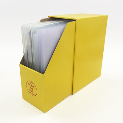 タワレコスマートケース対応 Blu-ray/DVD収納ケース