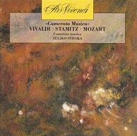 Zeljko Straka/Chamber Concertos - Vivaldi, Stamitz, Mozart[AV2100157]