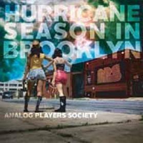 Analog Players Society/ハリケーン シーズン イン ブルックリン[OTCD-2960]