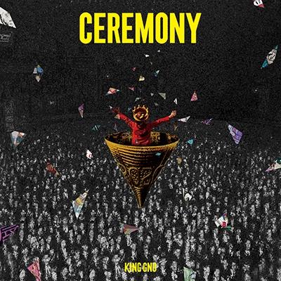 CEREMONY [CD+Blu-ray Disc]<初回生産限定盤> CD