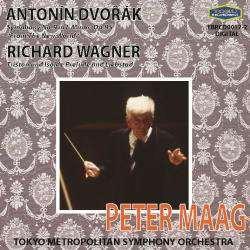 ペーター・マーク/ドヴォルザーク: 交響曲第9番「新世界より」; ワーグナー: 楽劇「トリスタンとイゾルデ」前奏曲と愛の死[TBRCD-0017]