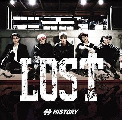 History (Korea)/LOST (通常盤B) [CD+トレーディングカード][TSHI-5011]