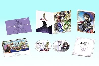 コードギアス 復活のルルーシュ<特装限定版> Blu-ray Disc