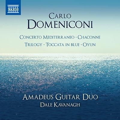 アマデウス・ギター・デュオ/ドメニコーニ: 地中海協奏曲 他[8573977]