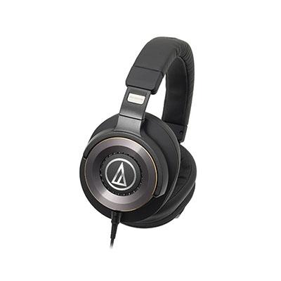 audio-technica ハイレゾ対応 SOLIDBASS ヘッドホン ATH-WS1100 [ATH-WS1100]