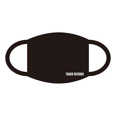 TOWER RECORDS マスク ブラック 2枚セット Accessories