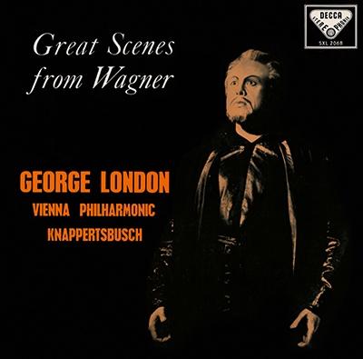 ジョージ・ロンドン/ロンドン・シングス・ワーグナー~「ニュルンベルクのマイスタージンガー」より, 第1,3幕への前奏曲 [PROC-1660]