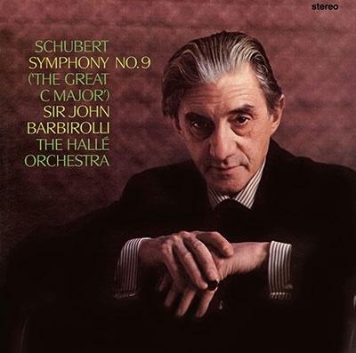 ジョン・バルビローリ/シューベルト: 交響曲第9番「ザ・グレート」、ウェーバー: 「オベロン」序曲<タワーレコード限定>[TDSA-162]