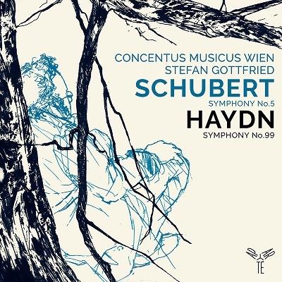 ハイドン: 交響曲第99番、シューベルト: 交響曲第5番