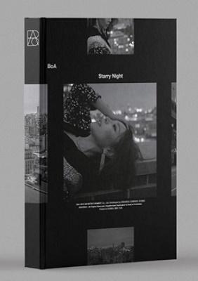 Starry Night: 2nd Mini Album CD