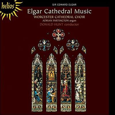 ウスター大聖堂聖歌隊/Elgar: Cathedral Music / Hunt, Choir of Worcester Cathedral[CDH55147]