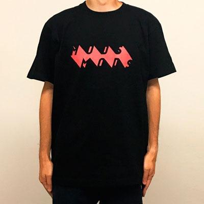 WTM_ジャンルT-Shirts MODS ブラック Sサイズ[WTM-385]