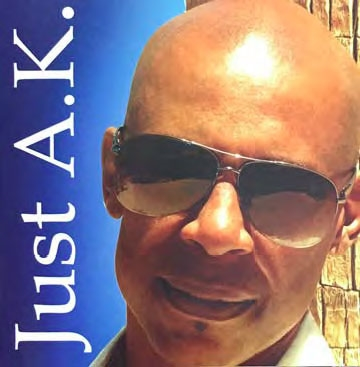 Anthony AK King/Just A.K.[IAK767]