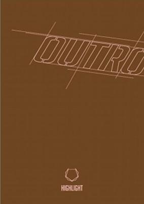 Outro: Special Album (B Ver.) CD