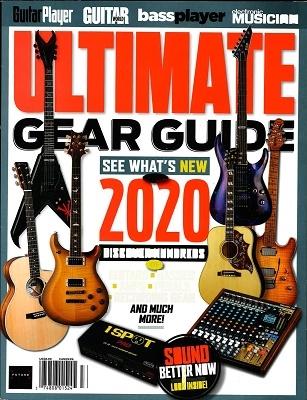 GUITAR WORLD 2020年 BUYERS GUIDE 2020 Magazine