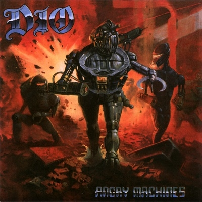 Angry Machines CD