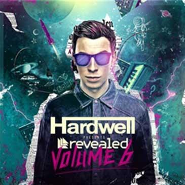 Hardwell/Revealed Volume 6[CLDMJ-2015008]