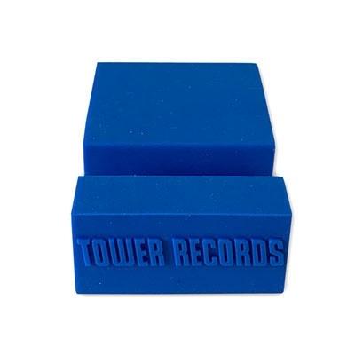 タワレコ (スマホにも使える)CDスタンド Blue Accessories